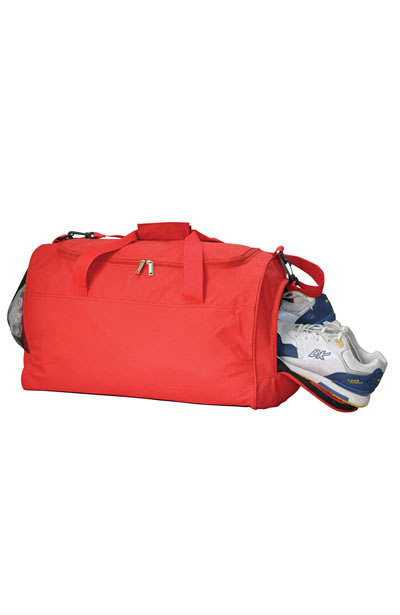 B2000 Basic Sports Bag with Shoe Pockets
