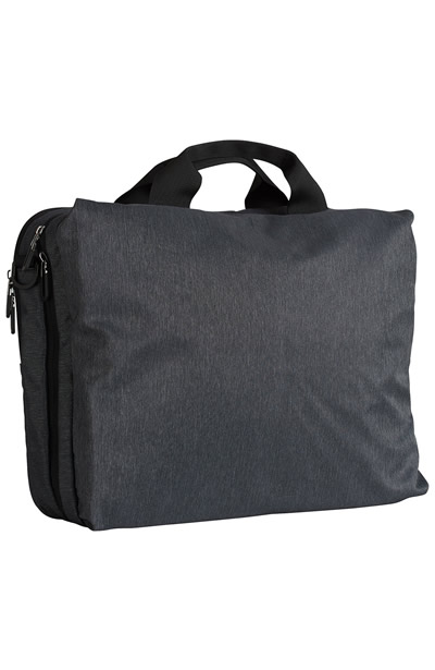 B5005 Leyton Utility Heather Laptop Bag