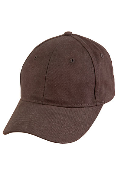 CH35 Traditional Style Baseball Cap Heavy Brushed Cotton Cap With Buckle