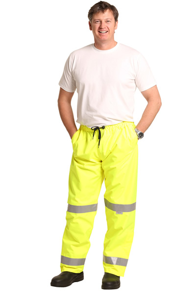 HP01A High Visibility Safety Pants with 3M Reflective Tapes