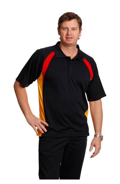 PS28 CoolDry Tri-Sport Mens CoolDry Short Sleeve Polo