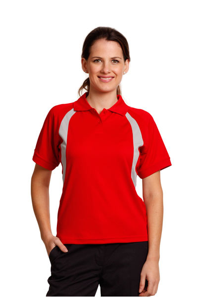 PS52 Olympian Ladies CoolDry Soft Mesh Polo