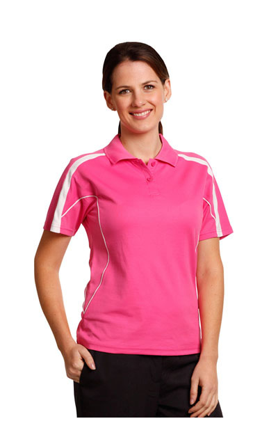 PS54 Legend Ladies TrueDry Short Sleeve Polo