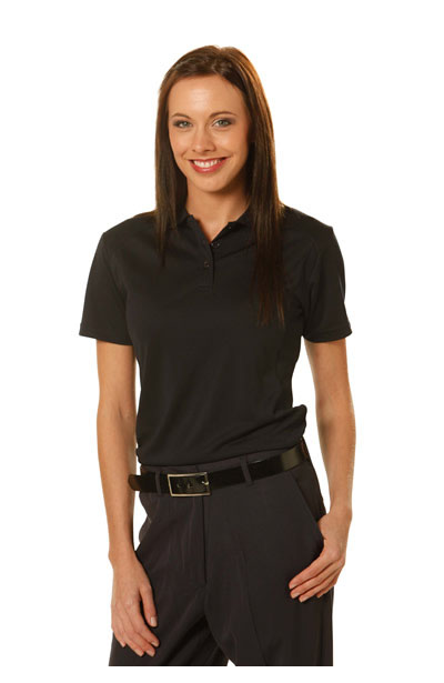 PS60 Ladies Breathable Bamboo Charcoal Polo