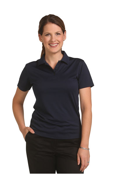 PS76 CoolDry Texturerd Polo