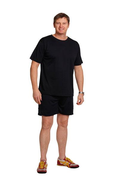 SS01A Cross Sports Shorts Adults