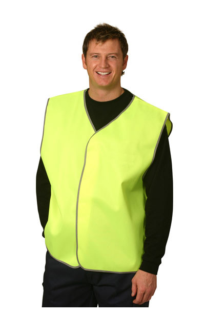 SW02 High Visibility Safety Vest
