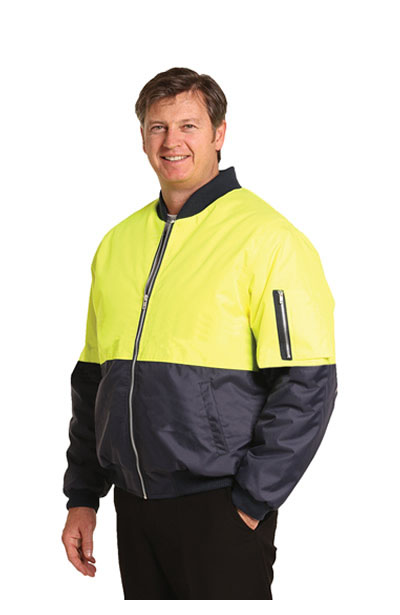 SW06A High Visibility Two Tone Flying Jacket