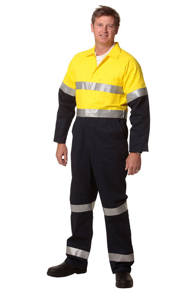 SW207 Men's Two Tone Coverall