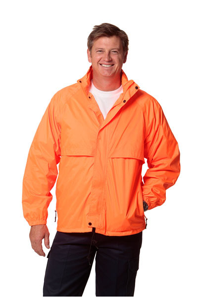 SW27 Men's High Visibility Spray Jacket