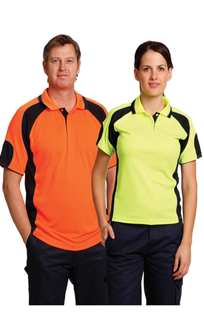 SW61 High-Vis Polo - Unisex
