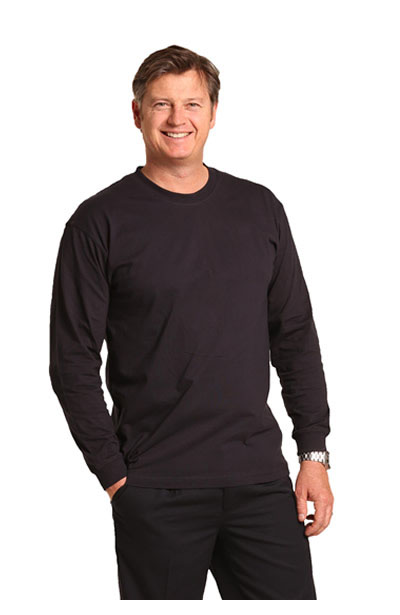 TS02 Men's London Long Sleeve Tee