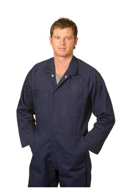 WA07 Men's Coverall - Regular