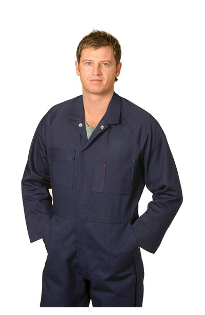 WA08 Men's Coverall - Stout