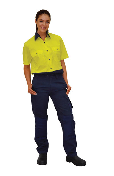 WP10 Ladies Durable Work Pants