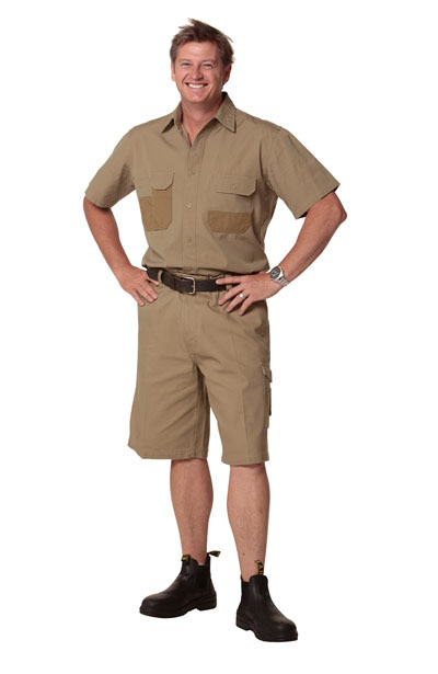 WP11 CONDURA Durable Work Shorts