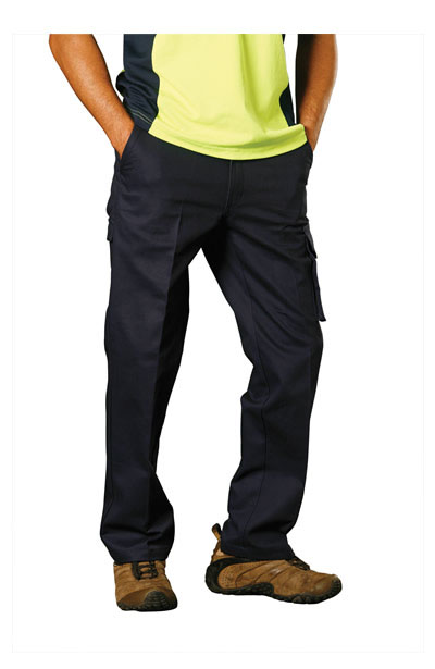 WP13 Men's Heavy Cotton Pre-shrunk Drill Pants Longer Leg