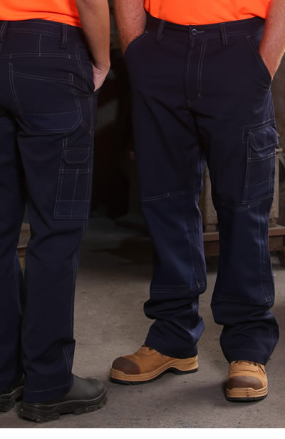 WP20 Cordura Semi-Fitted Cordura Work Pants